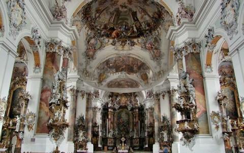 barok-tarzi-dekorasyon-ornekleri