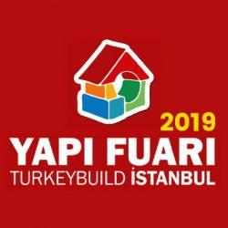 Tüyap Yapı Fuarı TurkeyBuild İstanbul 2019